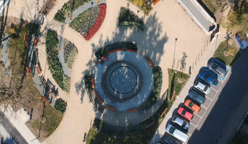 Oficjalne otwarcie Parku Sikorskiego!