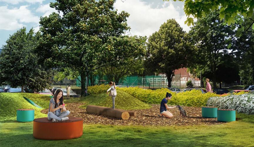 Zakończone prace nad Parkami Kieszonkowymi