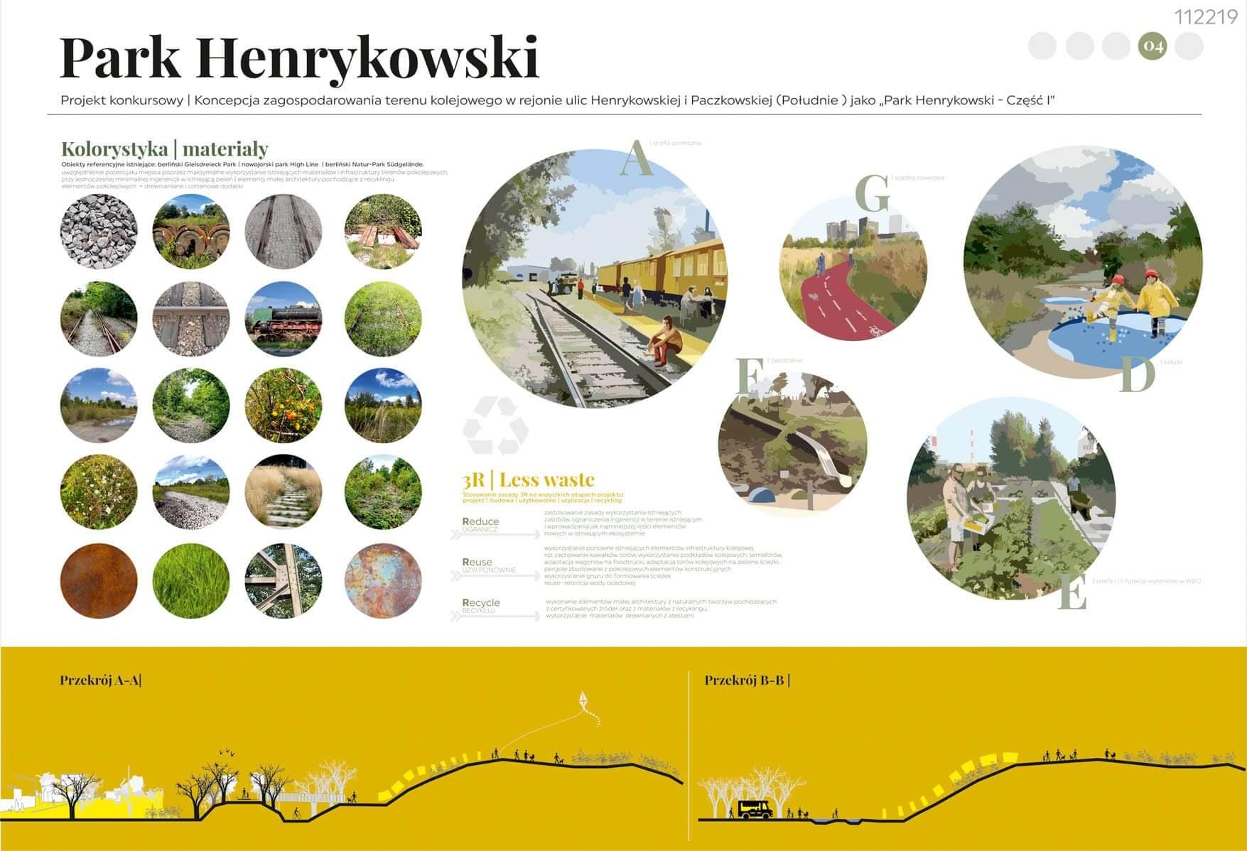 Park Henrykowski-konkurs na opracowanie projektu koncepcyjnego